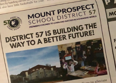 D57 featured in Journal's special section