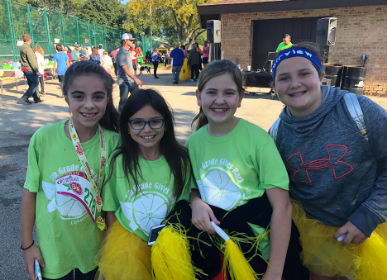 Fairview and Lions Park fifth graders come together to support Lemons of Love