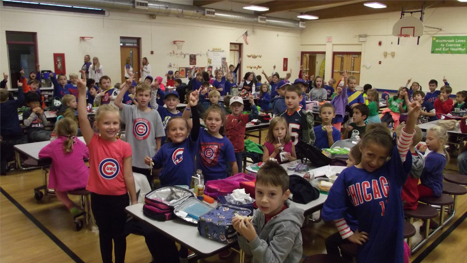Cubs Day!