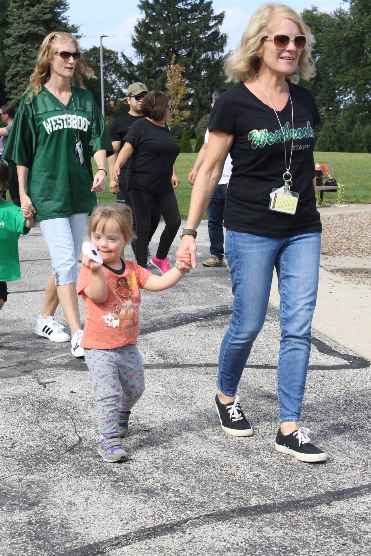 Walk for Westbrook Fundraiser - 10/3/18