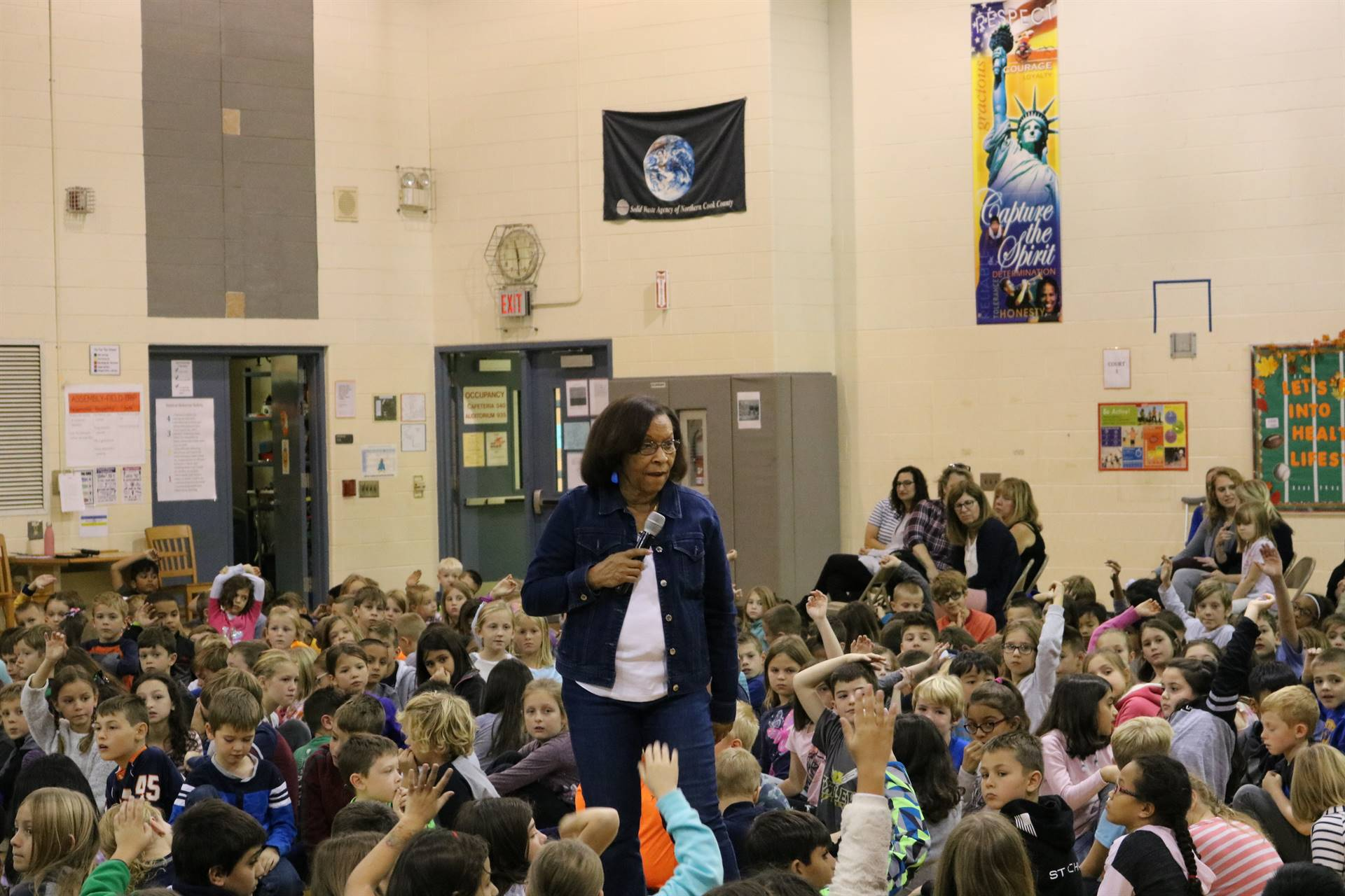 Author Visit - Sharon Draper