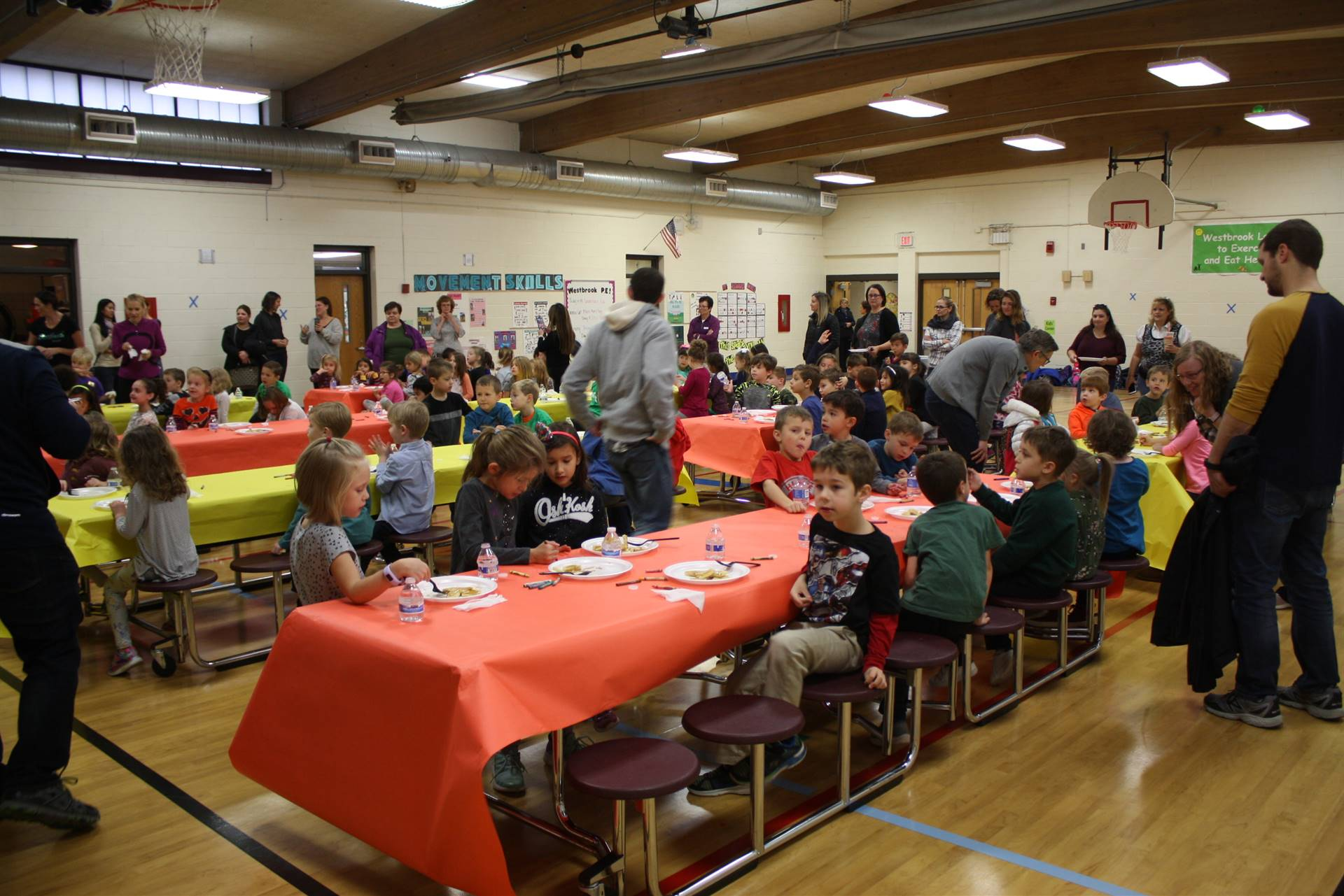 PTO Pancake Breakfast - 10/26/2018