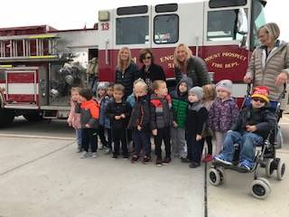 PTO Fire Truck Ride - Russell AM
