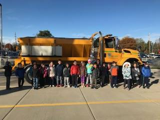 PTO Sponsored Public Works Ride - 11/3/18