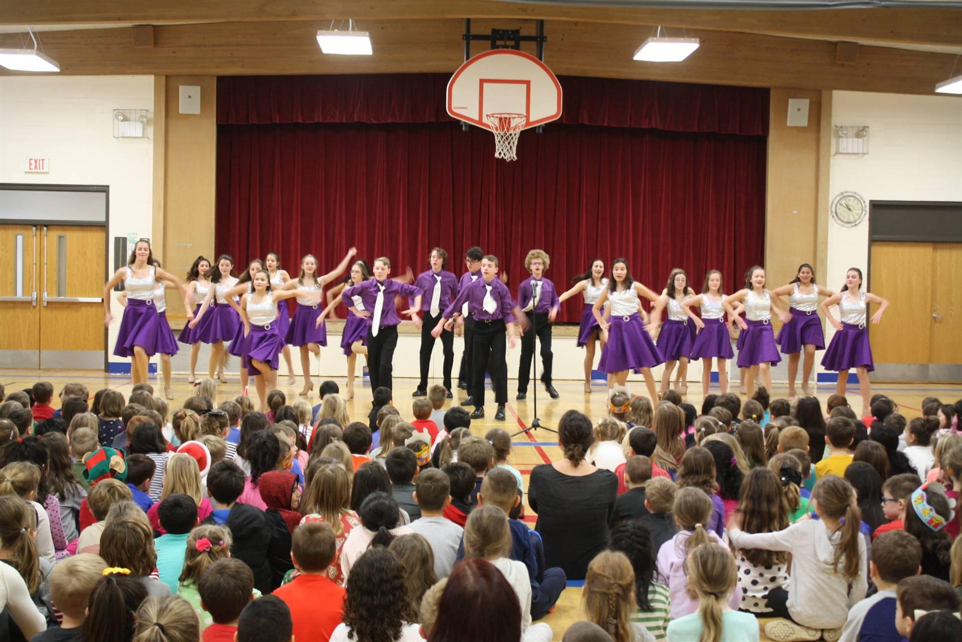 Celebration Singers 12/20/18