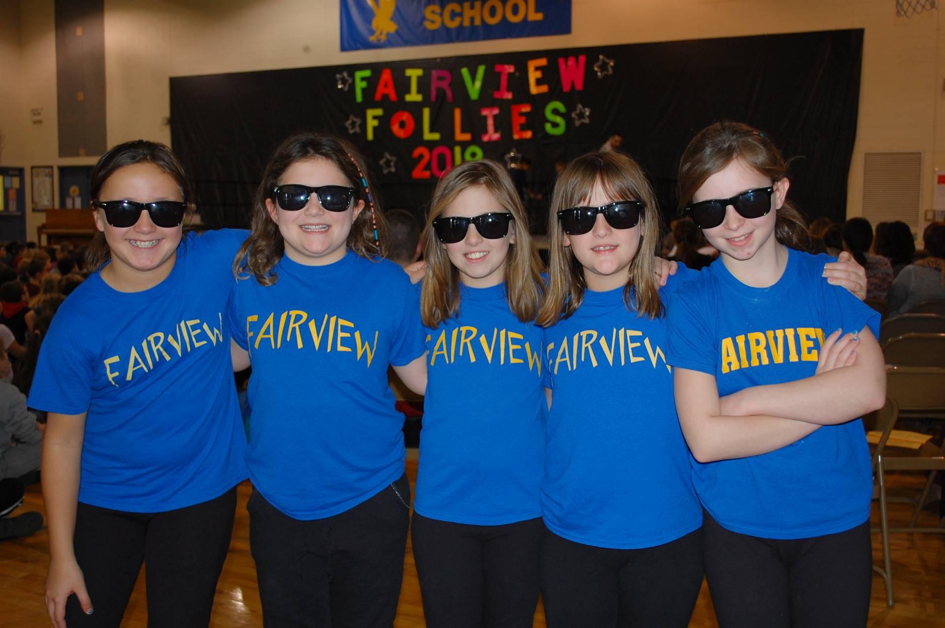 Fairview follies