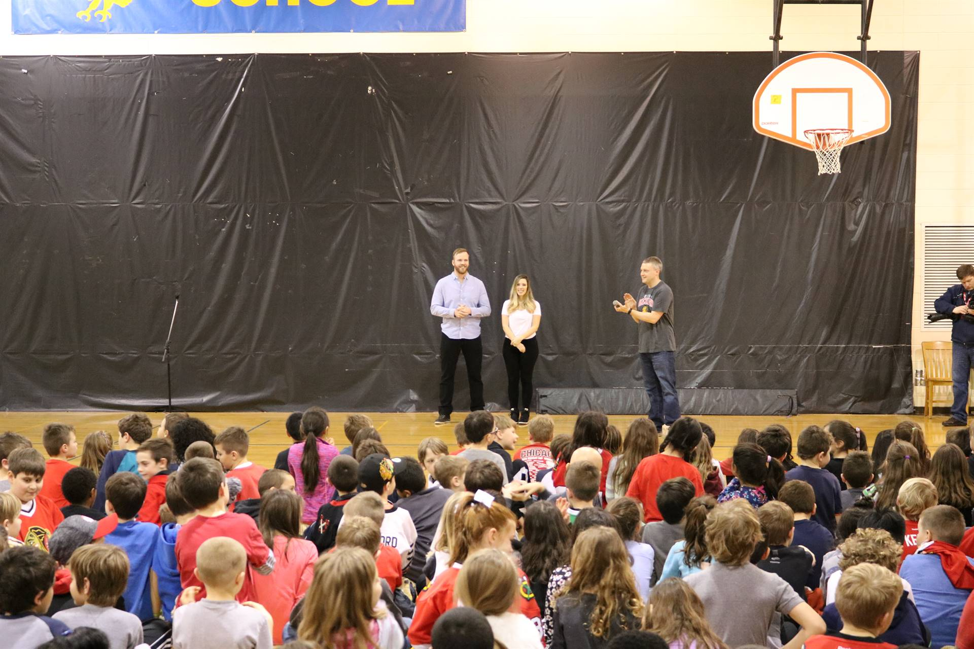 PTO Assembly - Bryan Bickell