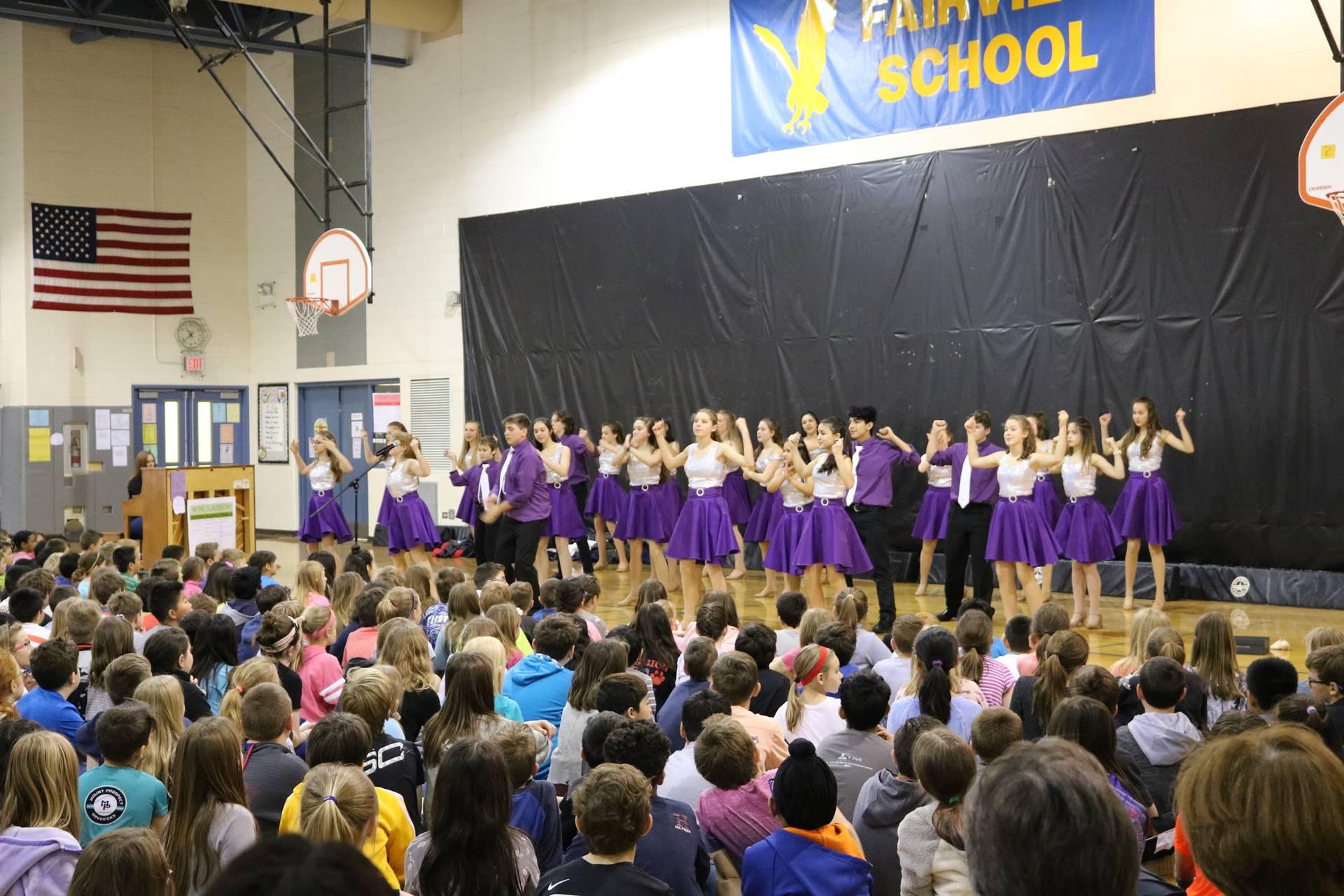 Band/Show Choir Performance
