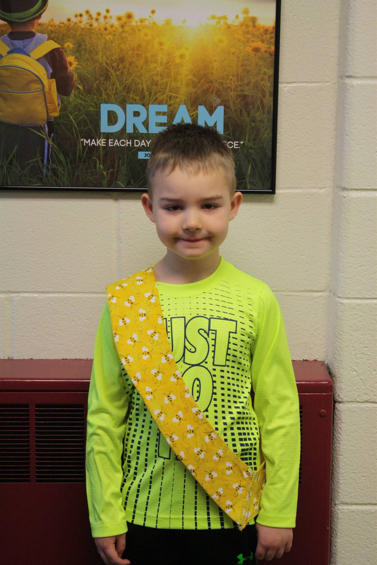 Bee Sash Winners - 4/6/2018