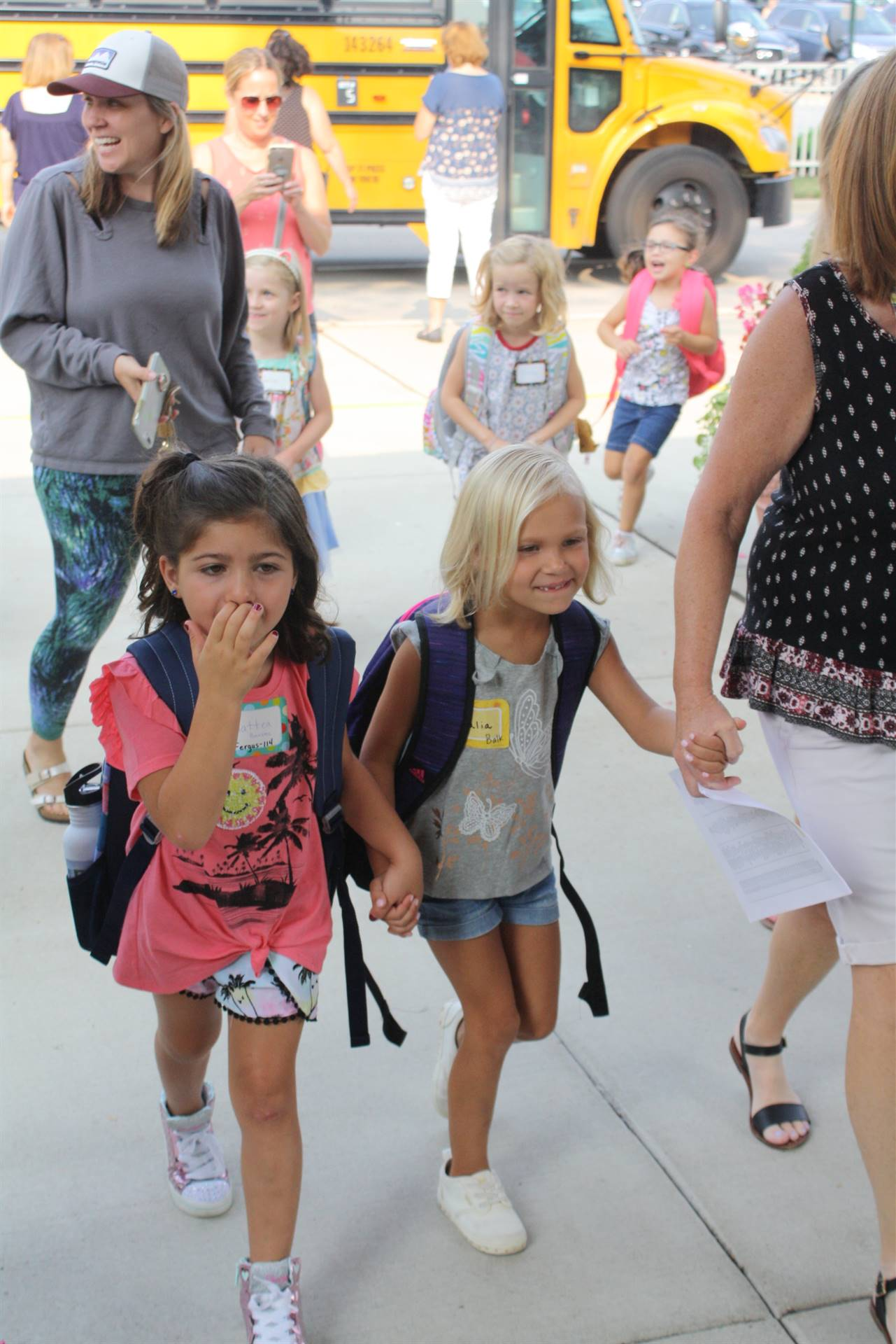 1st Day of First Grade