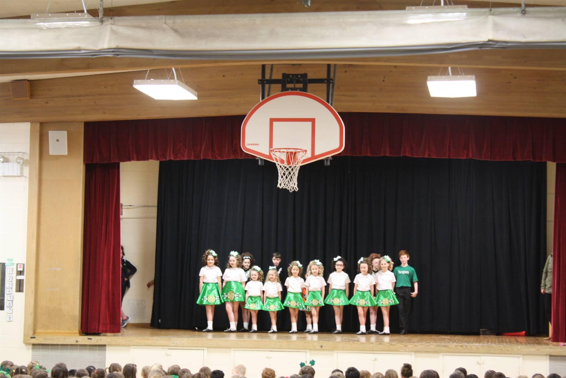 Hogan Irish Dancers - 3/15/2019