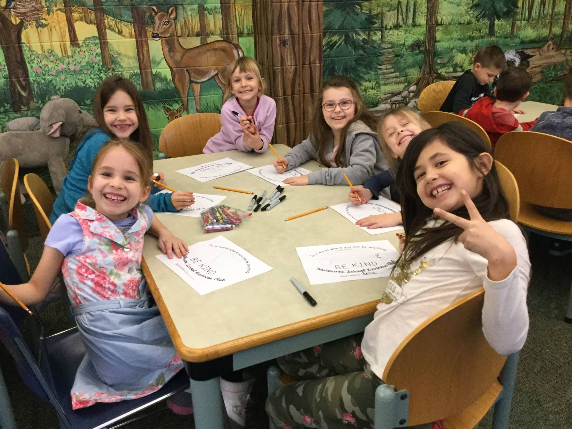 Spring Kindness Club 2019