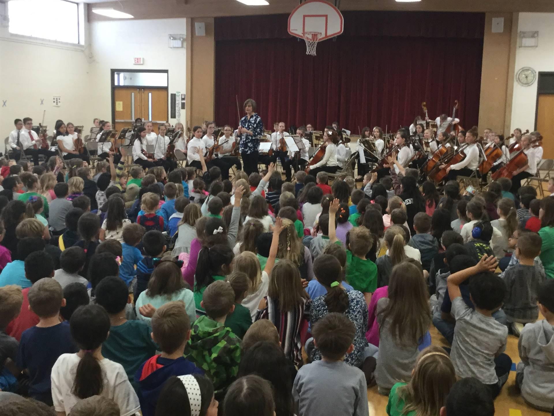 5th Grade Orchestra 5/2/2019