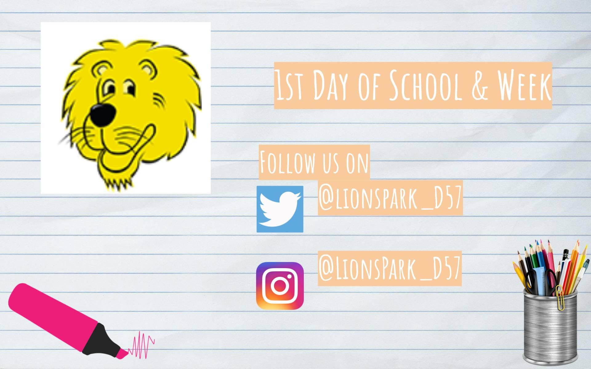 1st Day of School Photos