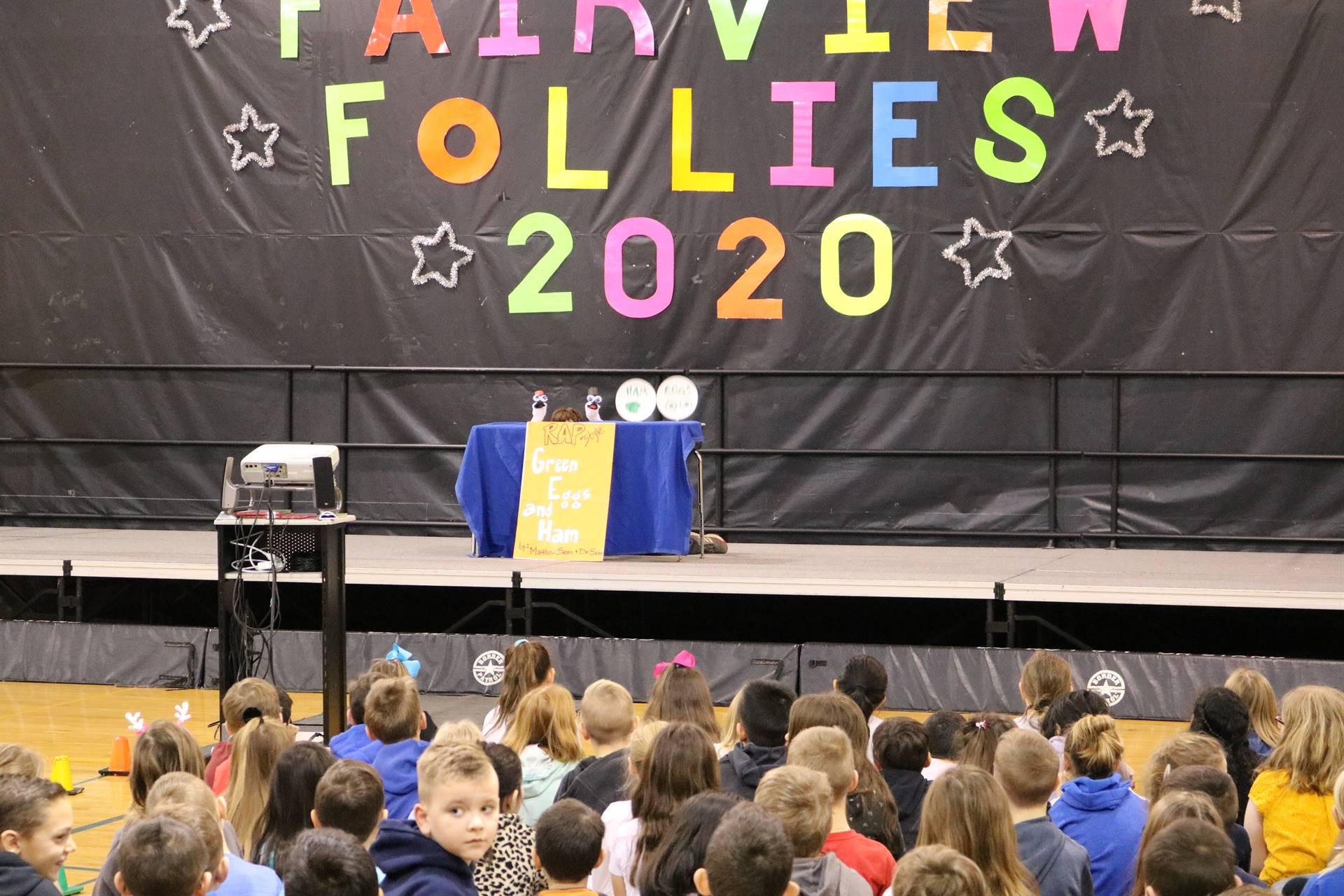 Fairview Follies - 1/30/2020