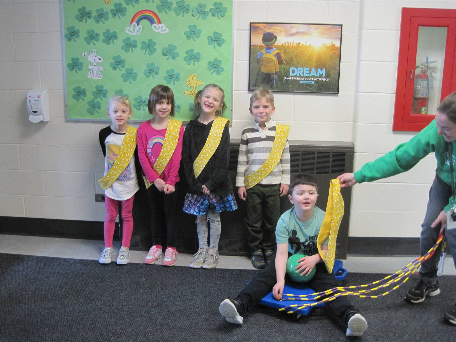 Bee Sash Winners - 3/6/2020
