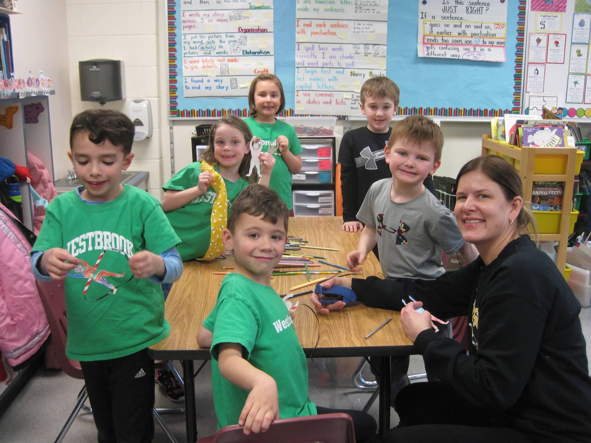 1st Grade Spring Parties