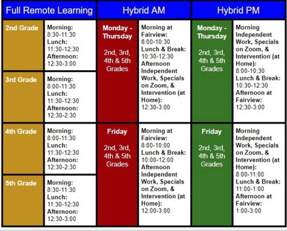 Hybrid Hours