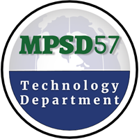 MPSD57 Technology Department Logo